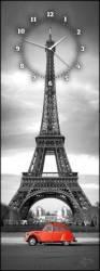 Ceas de perete Lupia Paris Tour Eiffel 30 x 80 cm