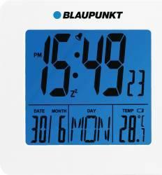 Ceas desteptator Blaupunkt CL02WH Termometru Alb