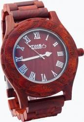 Ceas din lemn TimeWood Becrux Unisex Ceasuri Unisex and Copii