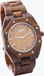 Ceas din lemn TimeWood Macis Unisex Ceasuri Unisex & Copii