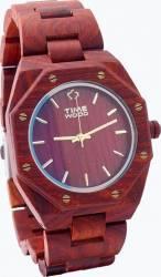 Ceas din lemn TimeWood Nelouneck Unisex Ceasuri Unisex and Copii
