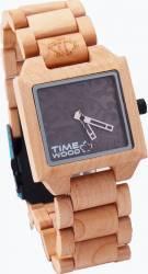 Ceas din lemn TimeWood Sirius Unisex Ceasuri Unisex and Copii