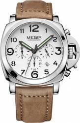 Ceas Megir Chronograph ML3406GBN/7 Bej Ceasuri barbatesti