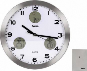 Ceas perete Hama AG-300 cu statie meteo Ceasuri si Radio cu ceas