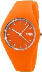 Ceas Unisex Skmei 9068 Orange Ceasuri Unisex and Copii