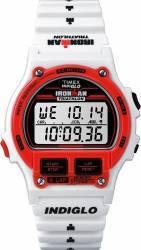 Ceas Unisex Timex Ironman T5K839 White-Red Ceasuri Unisex & Copii