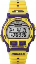 Ceas Unisex Timex Ironman T5K840 Yellow-Purple Ceasuri Unisex and Copii
