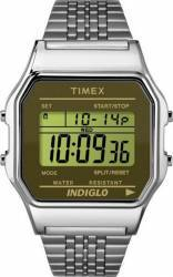 Ceas Unisex Timex T80 Classic TW2P58500 Silver Ceasuri Unisex & Copii
