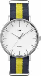 Ceas Unisex Timex Weekender TW2P90900 Black-Yellow Ceasuri Unisex and Copii