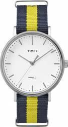 Ceas Unisex Timex Weekender TW2P90900 Black-Yellow Ceasuri Unisex and Copii