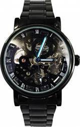 Ceas Winner Midnight Skeleton H256M Negru