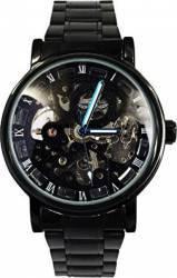 Ceas Winner Midnight Skeleton H256M Negru