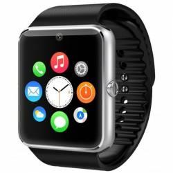 pret preturi Ceas Smartwatch cu Telefon iUni GT08s Plus BT 1.54 inch Argintiu