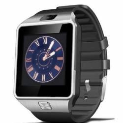 Ceas Smartwatch iUni DZ09 Plus Telefon incorporat BT Camera 1.3MP 1.54 Inch Argintiu Smartwatch