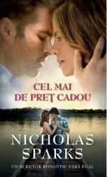 Cel Mai De Pret Cadou coperta Film - Nicholas Sparks Carti