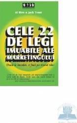 Cele 22 De Legi Imuabile Ale Marketingului  Al Ries And Jack Trout