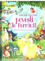 Cele mai frumoase povesti de Perrault