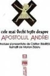 Cele mai vechi texte despre Apostolul Andrei - Cristian Badilita