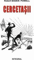 Cercetasii - Robert Baden-Powell Carti