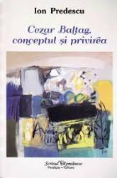 Cezar Baltag conceptul si privirea - Ion Predescu