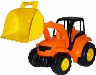 Champion - tractor cu cupa Polesie Jucarii
