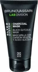 Masca de fata Bruno Vassari Charcoal Mask Masti, exfoliant, tonice