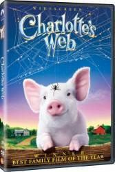 Charlotte s Web The Movie DVD 2006