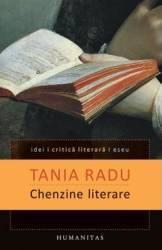 Chenzine literare - Tania Radu
