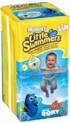 ChiloteiScutece pentru apa Huggies Little Swimmers marimea 2-3 3-8 kg 12 buc Scutece si servetele