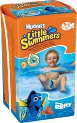 ChiloteiScutece pentru apa Huggies Little Swimmers marimea 5-6 12-18 kg 12 buc Scutece si servetele