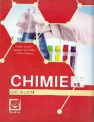 Chimie - Clasa a 8-a - Caiet de lucru - Izabela Bejenariu Lucretia Papuc Florica Popescu Carti