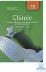 Chimie Clasa 9. Culegere De Teste  Luminita Vladescu Irinel Badea
