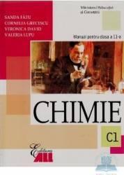 Chimie Cls 11 C1 2006 - Sanda Fatu Cornelia Grecescu Veronica David Valeria Lupu