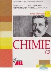 Chimie Cls 12 C2 - Sanda Fatu Veronica David Cornelia Grecescu