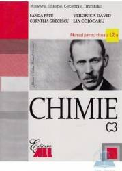Chimie Cls 12 C3 - Sanda Fatu Veronica David Cornelia Grecescu