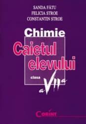 Chimie Cls 7 Caiet - Sanda Fatu Felicia Stroe Constantin Stroe