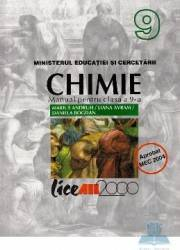 Chimie Cls 9 - Marius Andruh Liana Avram Daniela Bogdan