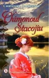 Chimonoul stacojiu - Christina Courtenay Carti