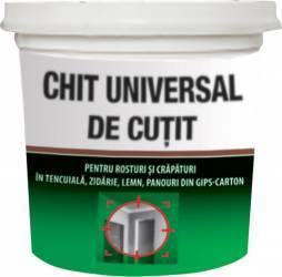 Chit universal de cutit Zwaluw 1.3 kg Alb Siliconi Spume si Solutii tehnice