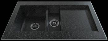 Chiuveta incastrabila Gorenje KVE 96.13 Neagra Chiuvete