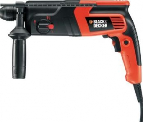 Ciocan rotopercutor Black and Decker KD855KA-XK