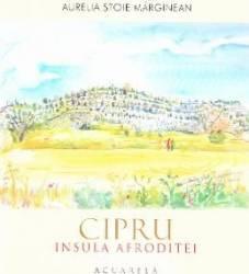 Cipru. Insula Afroditei Acuarela - Aurelia Stoie Marginean