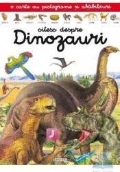 Citesc despre dinozauri Carti