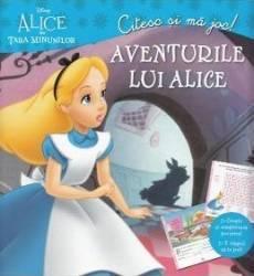 Citesc si ma joc Aventurile lui Alice