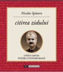 Citirea zidului - Nicolae Spataru