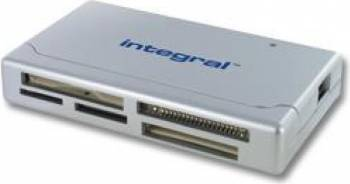Cititor carduri Integral USB MULTI CARD accepta SDHC si SDXC Cititoare de Carduri