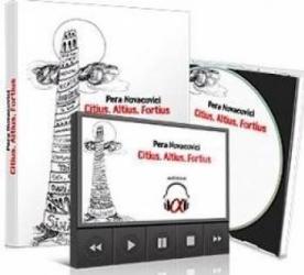 Citius Altius Fortius + CD - Pera Novacovici