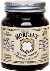 Crema de par Morgans Classic Pomade Crema, ceara, glossuri