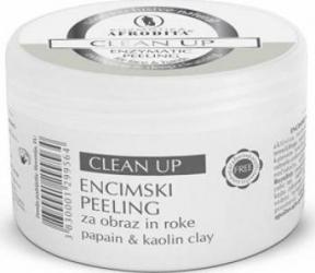 Exfoliant Cosmetica Afrodita Clean Up Pelling Enzimatic Masti, exfoliant, tonice