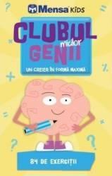 Clubul micilor genii. Un creier in forma maxima. Mensa Kids Carti